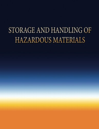 Storage and Handling of Hazardous Materials