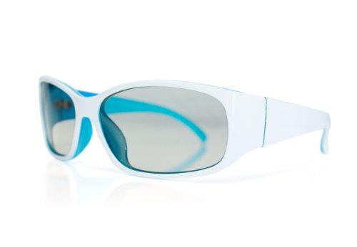 3D Brille Universale passive 3D Brille 'Cool Swing' für Cinema 3D LG, Easy 3D Philips, Panasonic,...