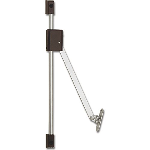 SECOTEC Brems-Klappenhalter Exquisit | für Holz-Fronten | 1 Stück (Halter Front)