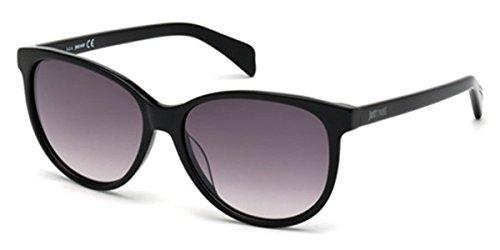 Occhiali da sole Just Cavalli JC680S C56 01B (shiny black / gradient smoke)