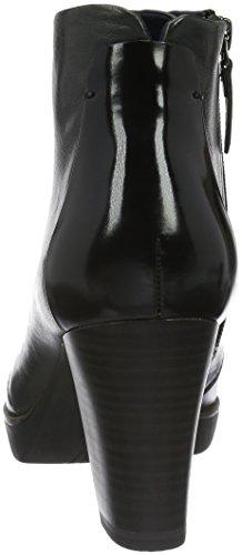 Tamaris 25103, Bottines Femme Multicolore (Graphite/Black 208)