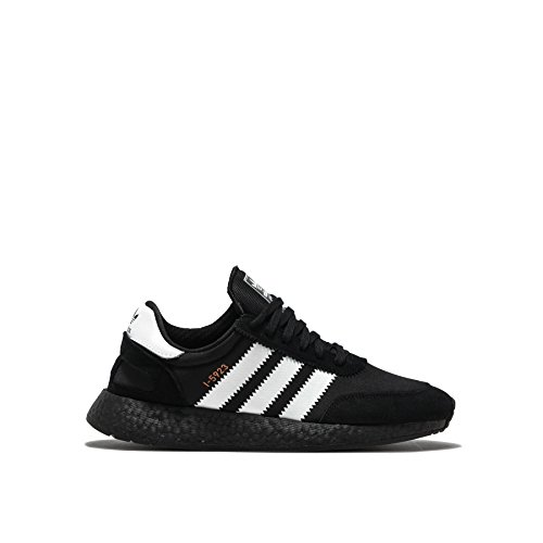 adidas Iniki Runner, Chaussures de Gymnastique Homme, Noir (Core Black/FTWR White/Copper Flat-SLD), 40 EU