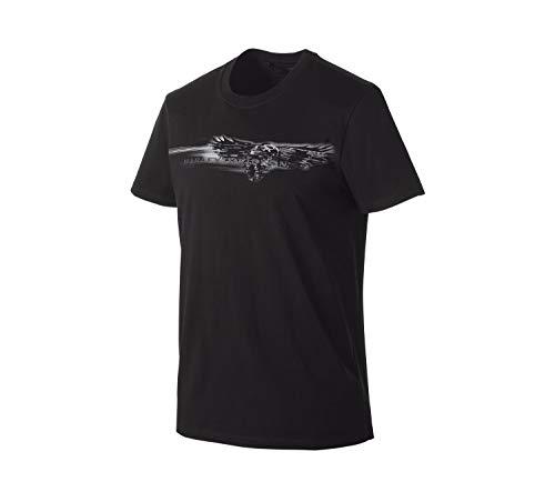 Harley Davidson® Men's Eagle Print Slim Fit Tee - 99174-19VM (Harley Davidson Eagle Mens)