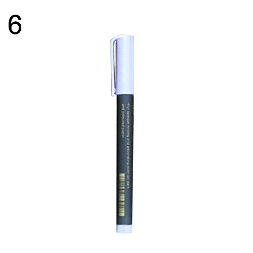 Mark Pen 10 Farben Metallic Medium Art Marker Stift Malerei DIY Scrapbook Album Schreibwaren - - Schnelle Und Einfache Kostüm Lehrer