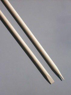 20 bâtonnets Star bois de rose type de long