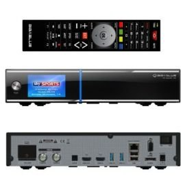 GigaBlue UHD Quad 4K Receiver + HDD 1000 GB