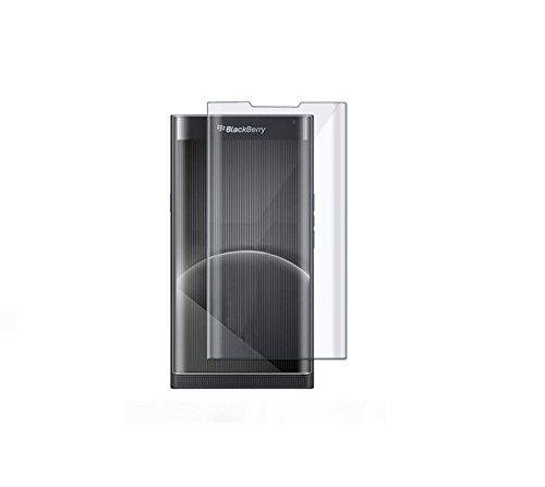 Preisvergleich Produktbild Distinct® für Blackberry Priv 3D-Kante gebogene Vollschutz gehärtet Glas Screen Protector Film