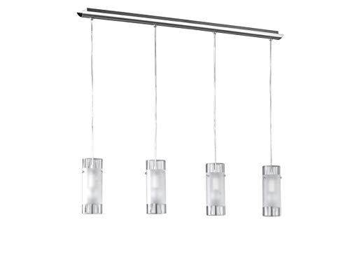 Wofi5, lampada a sospensione, 4 l 60 w e14