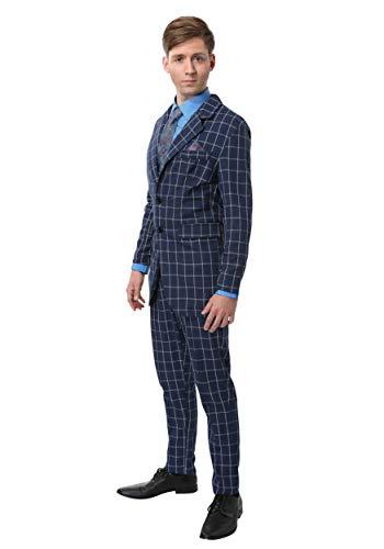 Hannibal Lecter Fancy dress costume Suit (Lecter Kostüm)