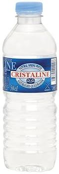 Cristaline - Carton de 24 bouteilles de 50cl