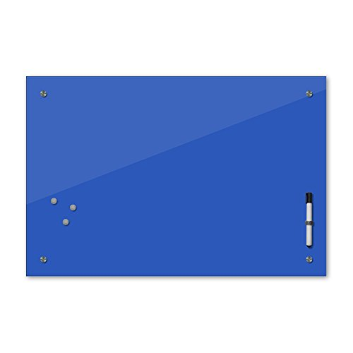 Ist Das 60 40 Neue (Memoboard - 60 x 40 cm, 24 Farben - blau - - azurblau - - Glas - Glasboard - Glastafel - Magnettafel - Magnetwand - Pinnwand - Mehrzwecktafel - Messageboard - Dekoration - Farben - Farbpalette - Farbsammlung - Farbton - Grundfarbe - Leuchtkraft - einfarbige Schreibtafel)