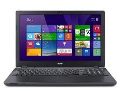 Acer Aspire E 15 NX.MLDSI.008 15.6-inch Laptop (AMD A10 M7300/8GB/500GB/Linux/Integrated Graphics), Obsidian Black