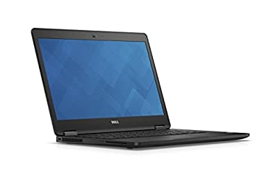 "Dell Latitude Ultrabook E7470 14"" - Intel Core i5 (6th Gen) i5-6200 