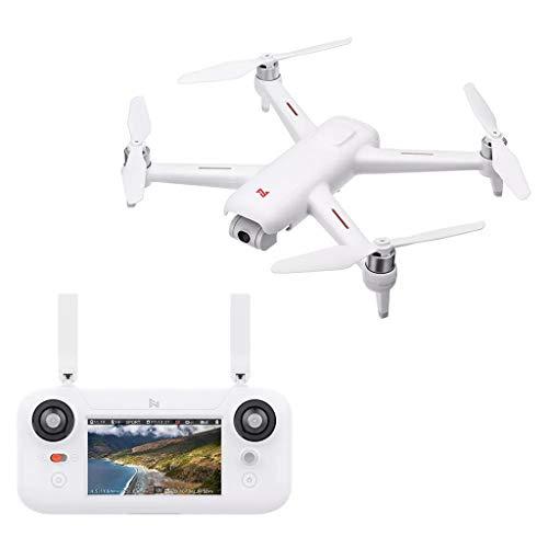 para Xiaomi FIMI A3 5.8G 1KM FPV con cámara Gimbal 1080P de 2 Ejes GPS RC Drone Quadcopter RTF