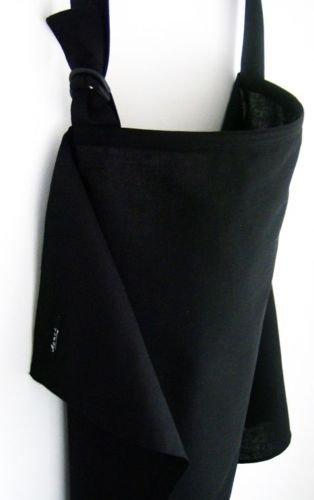 AGNES Stillschürze, 106x69cm, Tasche für Stilleinlage, Reißverschlussbeutel