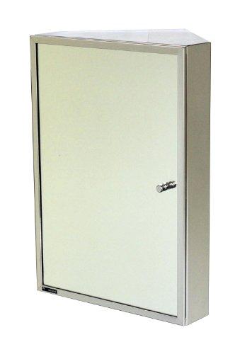Badezimmer Eckspiegelschrank - spiegelschrank-abc.de