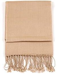 Ritz Collection - Chal de seda para mujer