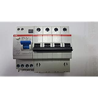 DS204 AC C25 30MA MAGNETOTERMICO QUADRIPOLARE - ABB SACE S.P.A. R428740