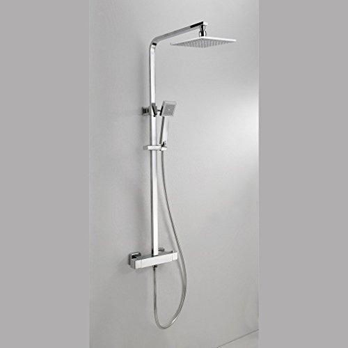cromo-quadrato-bagno-moderno-termostatico-con-asta-doppio-asta-valvola-e-binario-doccia-kit