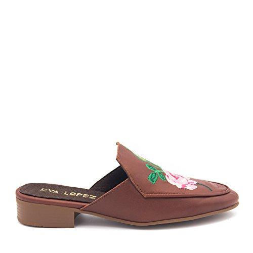 Trussardi Jeans 79S55253, Mocasines para Mujer, Marrón (Cappuccino 65), 36 EU