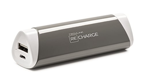 techlink-recharge-2600-battery-power-usb-portable-charger-grey