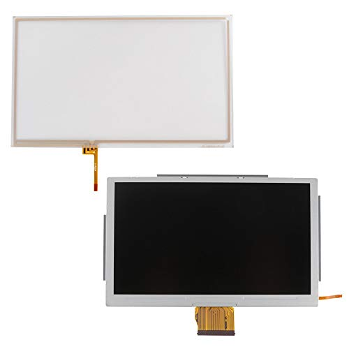 Handy-Reparatur & Ersatzteile Für Nintendo wii u Gamepad ac1512 ersatz LCD Bildschirm + Touchscreen digitizer + schraubendreher Tools kit Repair Tool Touch-screen-tools