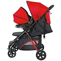 Fisher-Price Travel System (Red)