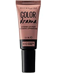 Maybelline New York Lip Studio Color Drama Nr. 610 Stripped Down, 1er Pack (1 x 6 g)