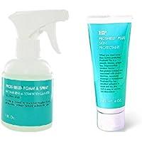 Preisvergleich für PROSHIELD Plus Skin Protectant 4 oz Tube with 8 oz. Bottle of Foam & Cleanser by ProShield