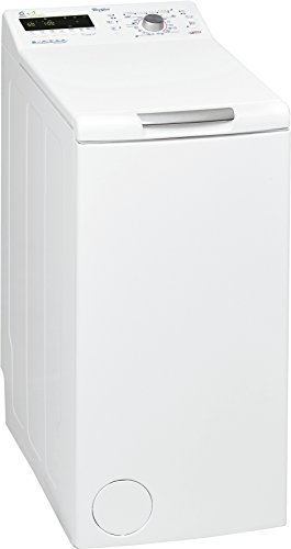 Whirlpool WTLS 60912 ZEN Waschmaschine TL/A+++ / 137 kWh/Jahr / 1200 UpM / 6 kg / 8800 L/Jahr/leise mit 51 dB/EcoMonitor/weiß
