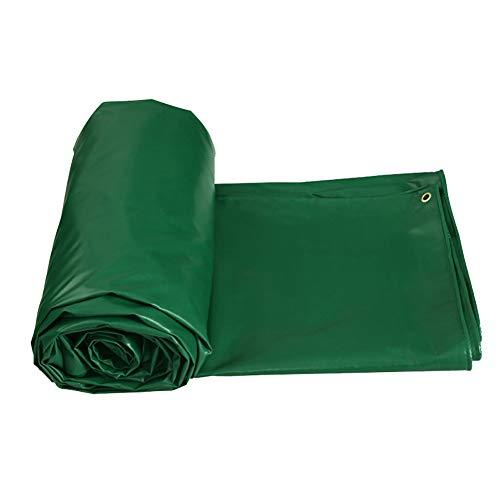 Tela cerata impermeabile per esterno con telone con copertura in lamiera forata (colore : a, dimensioni : 6×4m)