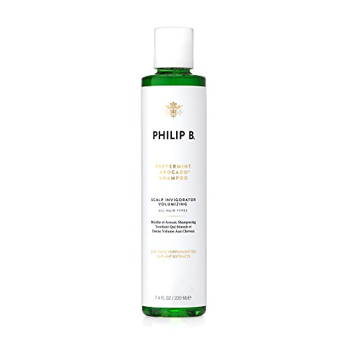 Philip B peppermint Shampoo & avocado volumizzante & chiarire Shampoo 220ml