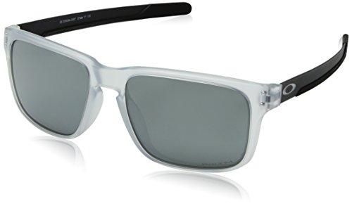 Oakley Herren Holbrook Mix 938405 Sonnenbrille, Transparente, 57