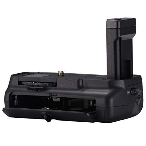 fang FANS DSLR-Kamera Batteriegriff Adapter für Nikon D5300 D5200 D5100 Adapter BG-2G Vertikaler Batteriegriff MB-D10 (Black) (Nikon D5200 Dslr-kamera)