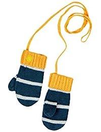 Manoplas tricotosa de bebé niño