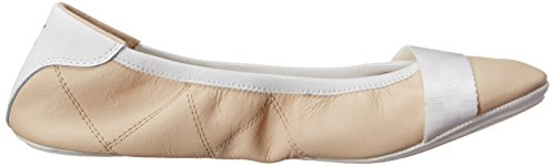 Puma Rhythm NC Fur Cuir Chaussure Plate Honey Peach