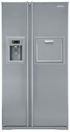 beko gne v422 x frigo am ricain gros lectrom nager. Black Bedroom Furniture Sets. Home Design Ideas