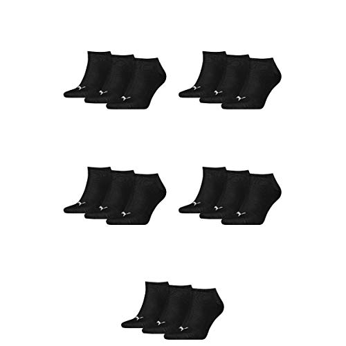 Puma Calcetines 15 X Par Invisible Zapatillas