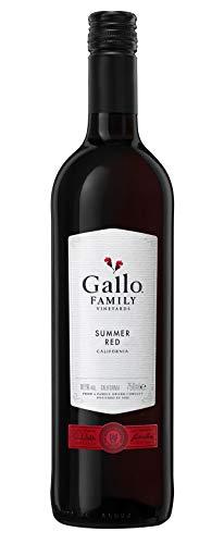 gallo merlot Gallo Family Vineyards Summer Red Ernest und Julio Grenache Süß (6 x 0.75 l)
