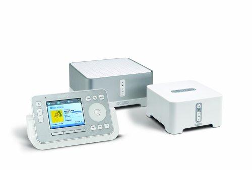 Sonos BU 150 Multi-Room Music System Bundle inkl. Zoneplayer ZP 90, ZP 120 und Controller CR 100 -