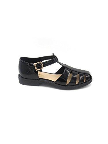 Fresh Lilly Black, 40, Black - Sandalo - Martina Gabriele shoes