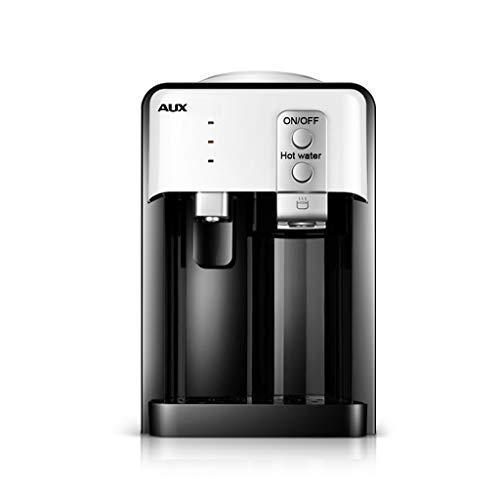 Mini Top Loading Cooler Dispenser Getränkespender mit Wassertank und Wasserhahn für Trinkwasser, 3 Temperatureinstellungen, Warm-, Kalt- und Raumwasser für Versammlungen, Büro, Zuhause -
