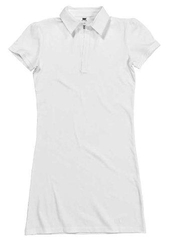 Helly Hansen Kinder Kleid Breeze Dress, White, S (White Kleid Breeze)