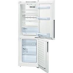 Bosch KGV33VW31S Autonome 286L A++ Blanc réfrigérateur-congélateur - Réfrigérateurs-congélateurs (286 L, SN-T, 7 kg/24h, A++, Nouvelle zone compartiment, Blanc)