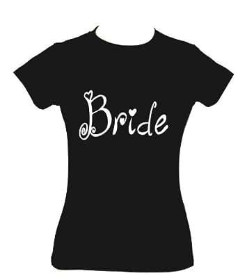 Designs.4.U Wedding/Hen Party/Bride T-Shirt - Unisex Standard Fit XXL-Blue