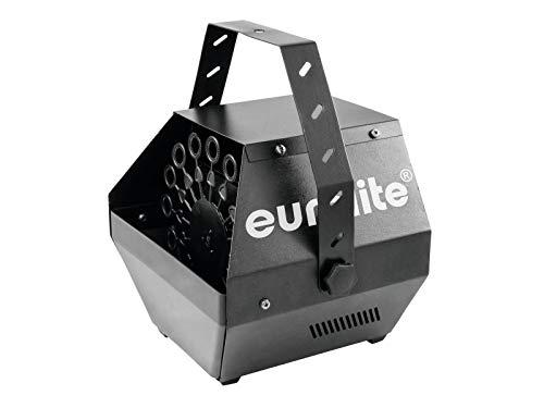 Bühnenbeleuchtung & -effekte Veranstaltungs- & Dj-equipment PräZise Eurolite Seifenblasenmaschine Schwarz Die Neueste Mode