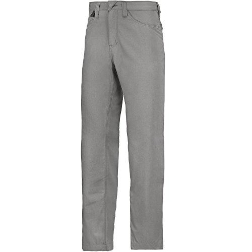 Snickers Workwear Service Chinos, Größe 156, grau, 6400