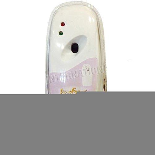 Fun Daisy Lufterfrischer-Automat Spray Timer Akku Home Fresh Office Daisy Cutter