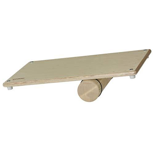 pedalo®–Rola Bola Trainer Gleichgewicht Balance Board, Holz