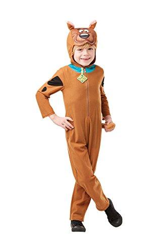 für Kinder - Groß - 128cm - Alter 7-8 (Scooby Doo Kostüme Amazon)
